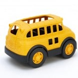school bus greentoys