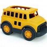 school bus greentoys