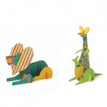 Animal+Paper+Toys+to+Color+by+Junzo+Terada