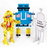 coffret robots a monter