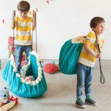playandgo tapis sac rangement jouets