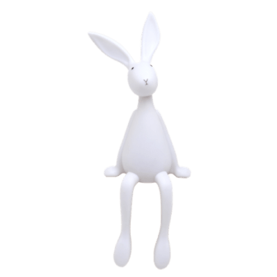 veilleuse enfant lapin joseph rose in april