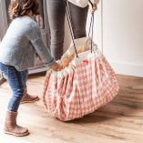sac de rangment jouets fille play and go