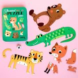 puzzles animaux omm design