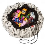 sac-tapis-de-jeux-rangements jouets omy play and go