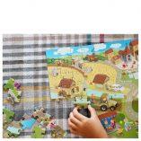 jeu-puzzle-chevaliers-princesses 150 pieces pirouette