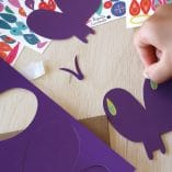 atelier-papillons-stickers pirouette cacahouete