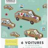 voitures-carton-recycle pirouette cacahouete