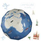 kit-creatif-globe-terrestre-en-papier anniversaire pirouette