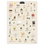 stickers kit-creatif-globe-terrestre-en-papier enfant pirouette