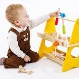 set de bricolage en bois pinolino jouet de noel