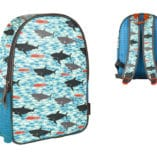sac a dos fusee primaire requin mer petit collage