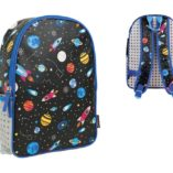 sac a dos fusee planetes petit collage