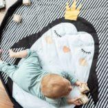 tapis d'eveil pingouin play go