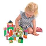 cubes en bois enfants