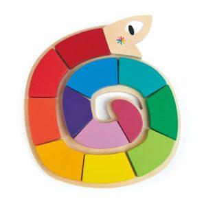 Mon premier puzzle des couleurs