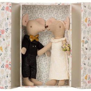Maileg : les mariés