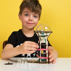 Koa Koa Coffret fabrique ta lampe torche électrique