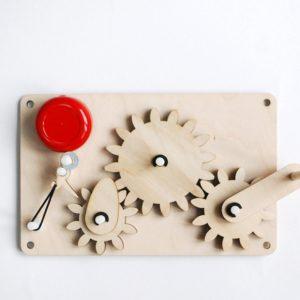 Koa Koa Coffret fabrique ta sonnette de porte à manivelle