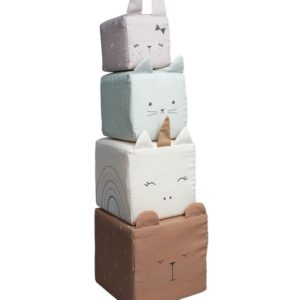 Fabelab premiers cubes en tissus