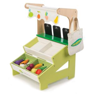 Tender Leaf Toys : le petit marché de fruits et légumes