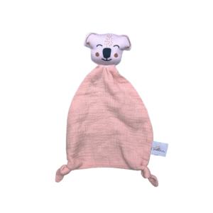 Carotte & Cie doudou koala en coton bio