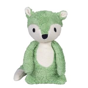 Doudou écologique écureuil vert