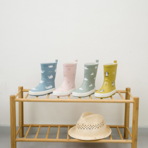 Fresk : bottes de pluie en caoutchouc naturel