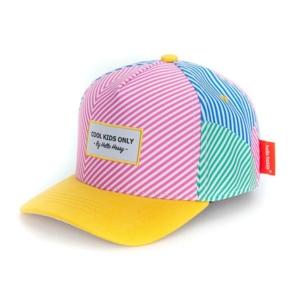 Hello Hossy : casquette enfant stripes