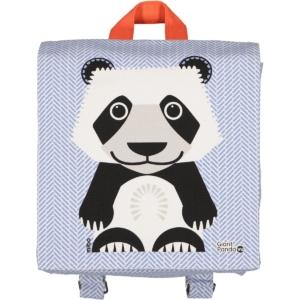 Coq en Pâte : sac à dos panda polaire