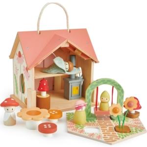 Tender Leaf Toys : chalet Rosewood
