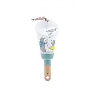 Polochon & Cie : lampe et veilleuse baladeuse hérisson